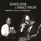 BOOKER ERVIN Complete 4tet/5tet/6tet Recordings album cover