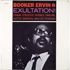 BOOKER ERVIN Exultation! album cover