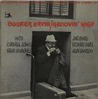 BOOKER ERVIN Groovin' High album cover