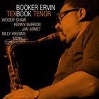 BOOKER ERVIN Tex Book Tenor album cover
