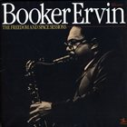 BOOKER ERVIN The Freedom And Space Sessions album cover