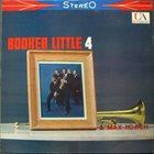 BOOKER LITTLE Booker Little 4 & Max Roach album cover
