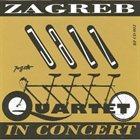 BOŠKO PETROVIĆ In Concert (as Zagreb Jazz Quartet) album cover