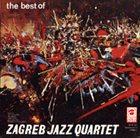 BOŠKO PETROVIĆ The Best Of (as Zagreb Jazz Quartet) album cover