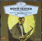 BOYD SENTER Jazzologist Supreme album cover