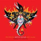 BRAD MEHLDAU Brad Mehldau & Mark Guiliana : Mehliana/Taming the Dragon album cover
