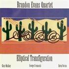 BRANDON EVANS Elliptical Transfiguration album cover