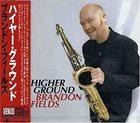 BRANDON FIELDS Higher Ground (aka Part Time Lover aka Kiss Lonely Goodbye) album cover