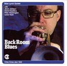 BRIAN LYNCH Back Room Blues album cover