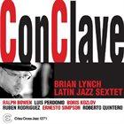BRIAN LYNCH Conclave album cover