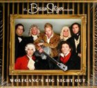 BRIAN SETZER ORCHESTRA Wolfgang's Big Night Out album cover