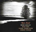 BRUNO ANGELINI Open Land album cover