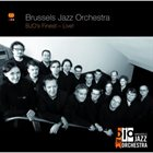 BRUSSELS JAZZ ORCHESTRA BJO's Finest- Live! album cover