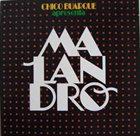 BUARQUE CHICO Chico Buarque Apresenta Malandro album cover