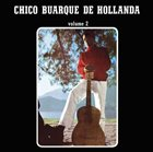 BUARQUE CHICO Chico Buarque de Hollanda, Volume 2 Album Cover