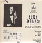 BUDDY DEFRANCO Born To Swing! album cover