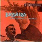 BUDDY DEFRANCO Bravura album cover