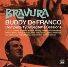 BUDDY DEFRANCO Bravura (Complete 1959 Septette Sessions) album cover