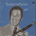 BUDDY DEFRANCO Buddy DeFranco With Jim Gillis album cover