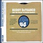 BUDDY DEFRANCO Buddy Defranco and the Oscar Peterson Quartet album cover