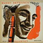 BUDDY DEFRANCO Buddy DeFranco Quartet (aka Mr. Clarinet) album cover