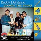 BUDDY DEFRANCO Cookin' the Books album cover