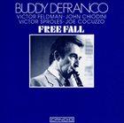 BUDDY DEFRANCO Free Fall album cover