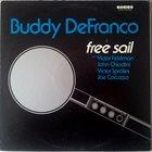 BUDDY DEFRANCO Free Sail album cover