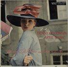 BUDDY DEFRANCO I Hear Benny Goodman And Artie Shaw album cover
