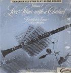 BUDDY DEFRANCO Love Affair with a Clarinet Vol 1 album cover