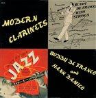 BUDDY DEFRANCO Modern Clarinets : Museum Of Modern Jazz album cover