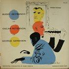 BUDDY DEFRANCO Play George Gershwin (with Oscar Peterson) (aka Play George Gershwin Songbook) album cover