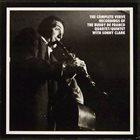 BUDDY DEFRANCO The Complete Verve Recordings Of The Buddy De Franco Quartet/Quintet With Sonny Clark album cover