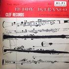 BUDDY DEFRANCO The Music Of Buddy De Franco Quartet album cover