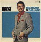 BUDDY GRECO Big Band & Ballads album cover