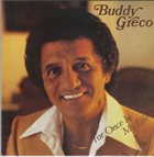 BUDDY GRECO For Once in My Life album cover
