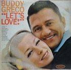 BUDDY GRECO Let's Love! album cover