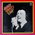 BUDDY GRECO Live album cover