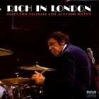 BUDDY RICH Rich in London (aka Very Alive at Ronnie Scott's aka At Ronnie Scotts) Album Cover