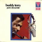 BUDDY TERRY Pure Dynamite album cover