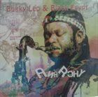 BUKKY LEO Bukky Leo & Black Egypt : Anarchy album cover