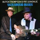 BUTCH THOMPSON Vicksburg Blues album cover