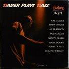 CAL TJADER Tjader Plays Tjazz album cover