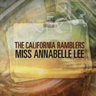 CALIFORNIA RAMBLERS Miss Annabelle Lee album cover