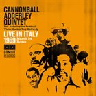 CANNONBALL ADDERLEY Live In Italy 1969 (March 24, Rome) (aka Alto Giant) album cover