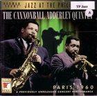 CANNONBALL ADDERLEY Paris, 1960 album cover