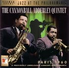 CANNONBALL ADDERLEY Paris, Jazz At The Philharmonic album cover