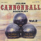CANNONBALL ADDERLEY Presenting Cannonball Vol. 2 album cover