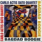 CARLO ACTIS DATO Bagdad Boogie album cover