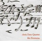 CARLO ACTIS DATO Sin Fronteras album cover